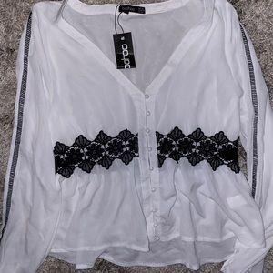 Gorgeous white top
